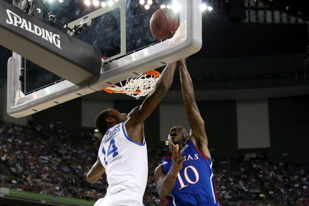 NBA Draft 2012: Michael Kidd-Gilchrist Must Go to Golden State Warriors