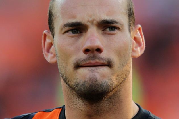 Euro 2012: Wesley Sneijder Slams 'pathetic Egos' in Holland Team