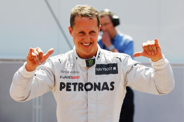 Michael Schumacher Keeps Faith in Mercedes; Should the Team Return the Favour?