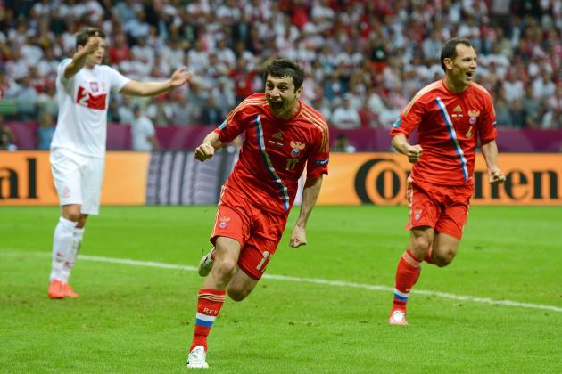 Chelsea Transfer Rumors: Chelsea Go After Euro 2012 Star Alan Dzagoev