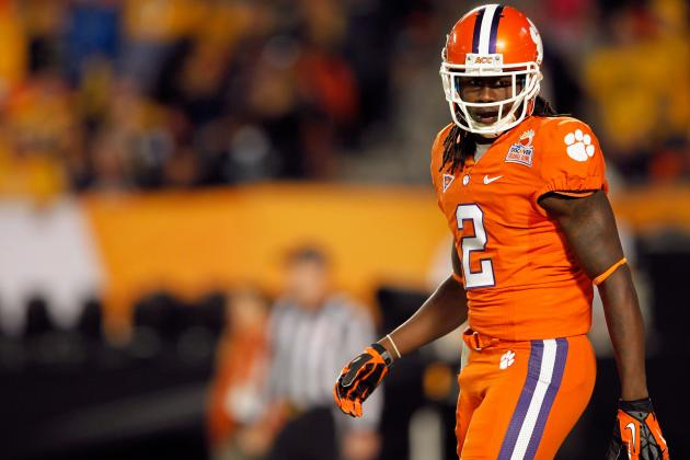 Clemson Football: Dabo Swinney Is Wise to Leave Wiggle Room on Sammy Watkins