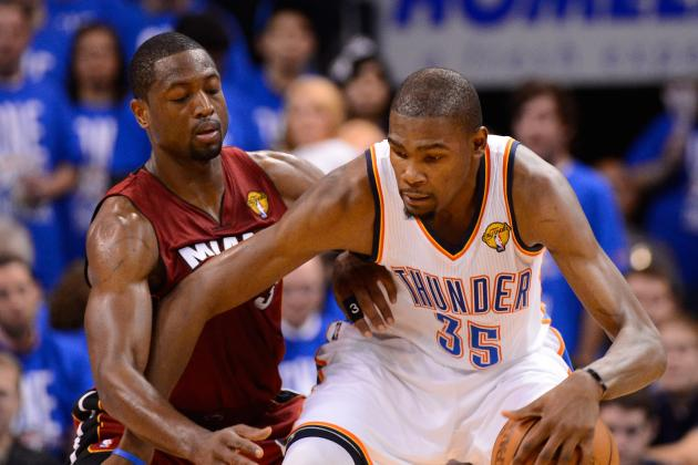 Heat vs. Thunder: Game 2 TV Schedule, Live Stream, Spread Info and More