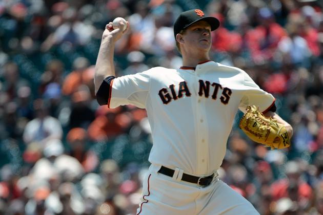 Matt Cain: San Francisco Giants Pitcher Set to One-Up Best Start of His Career