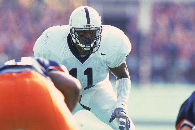 Big Ten Football Morning Coffee: LaVar Arrington Remembers 'Victim 4'