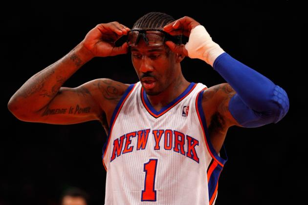 NY Knicks: Enough with the Amar'e Stoudemire Trade Debate