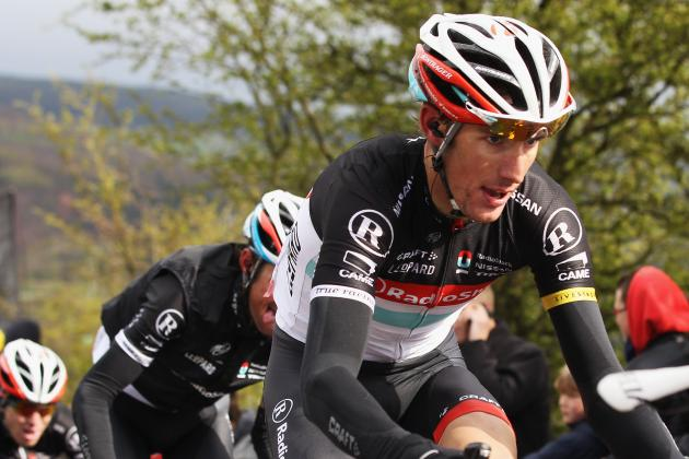 Tour De France Contender Andy Schleck to Miss Race, Which Is Now Wide Open