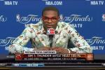 Rating Westbrook's Latest Nerd-Chic Looks