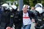 Violence Erupts at Euro 2012