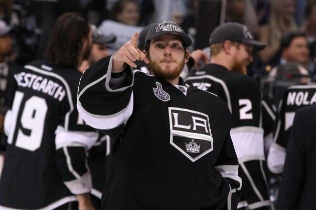 Los Angeles Kings Prove That Seeding Does Not Matter in NHL