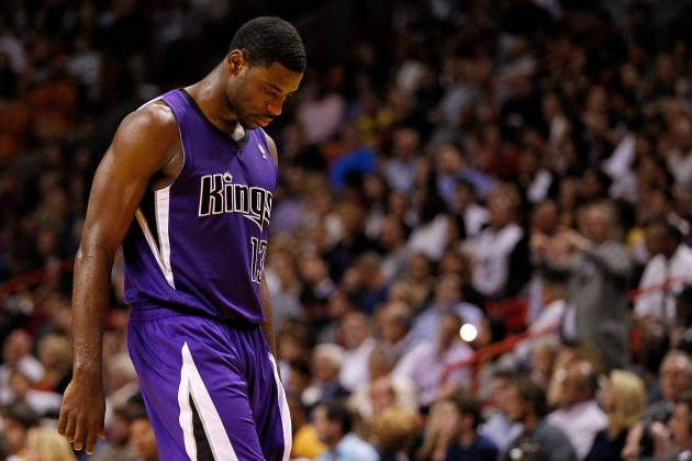 NBA Trade Rumors: Moving Tyreke Evans Is Best Option for Sacramento Kings
