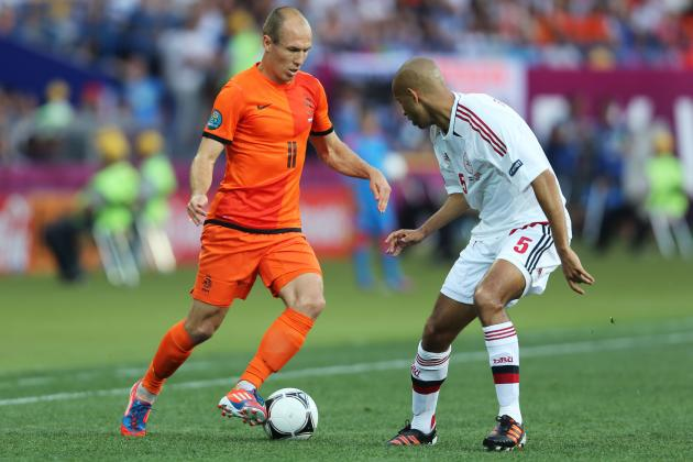 Euro 2012 Predictions: Arjen Robben and Stars Who Will Continue to Struggle