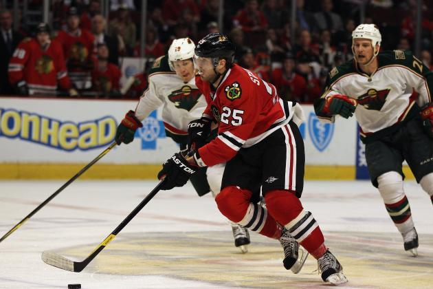 Chicago Blackhawks: Why Extending Viktor Stalberg Would Be a Mistake