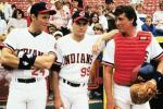 Comparing 'Major League' Characters to Real MLBers