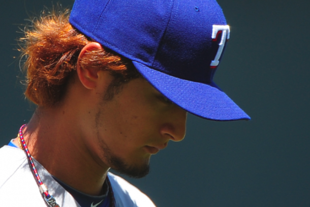 Texas Rangers 2012: Texas Can Still Win with Yu Darvish Pitching Like a Rookie
