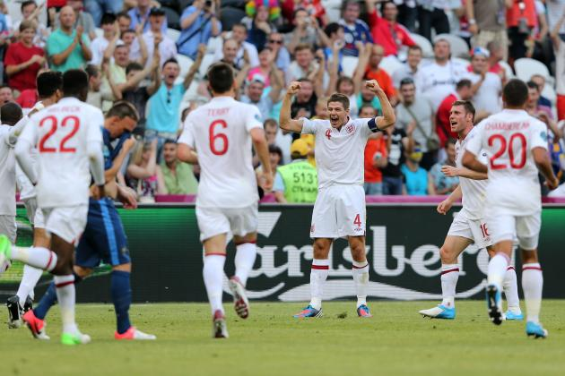 Euro 2012: What England Must Do to Escape Group Stage