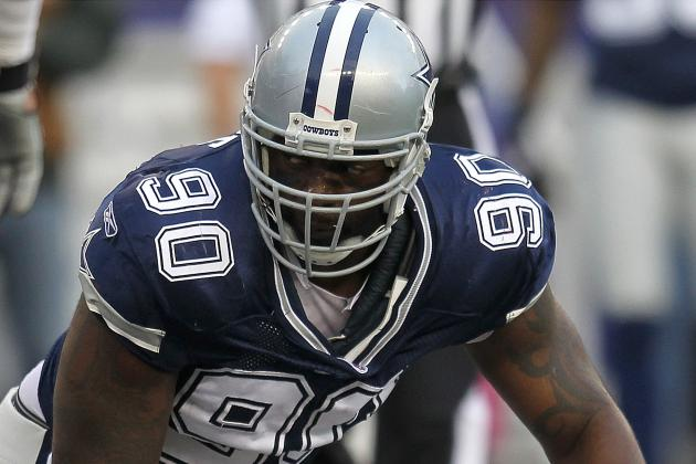 What Should the Dallas Cowboys Expect from Jay Ratliff in 2012?