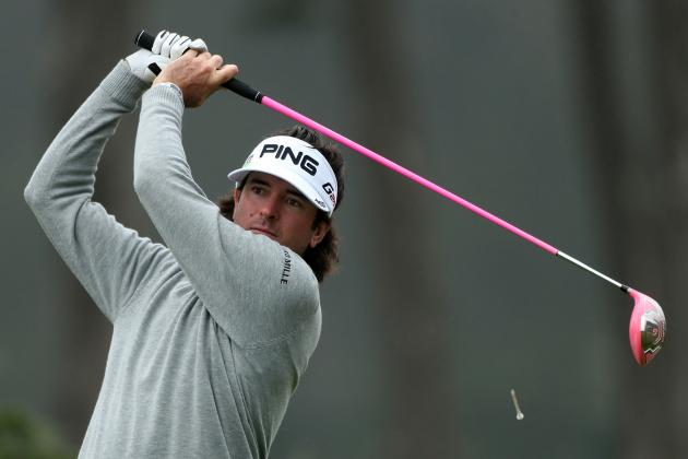 Bubba Watson Throws