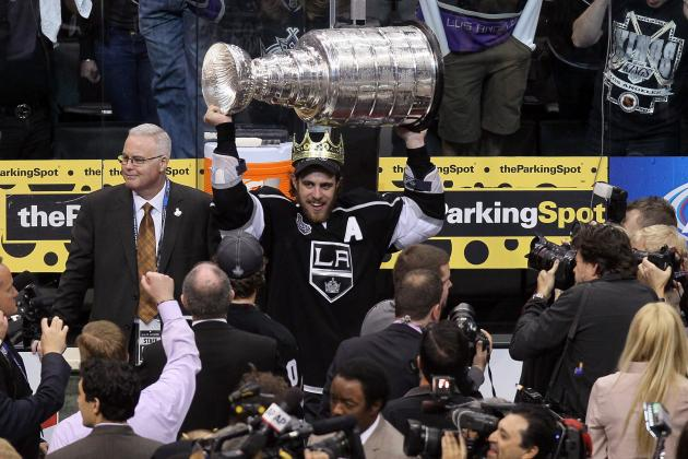 LA Kings Parade 2012: Players We're Most Excited to See Celebrate
