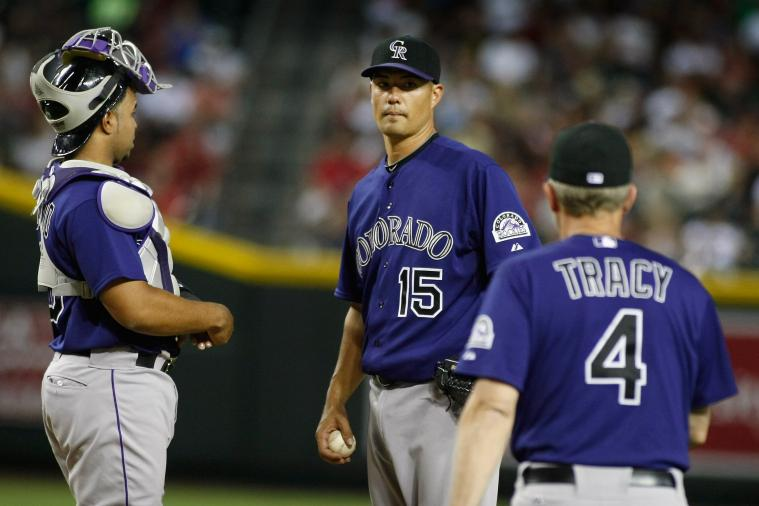Are the Colorado Rockies Struggles the Players' or the Coaches' Fault?