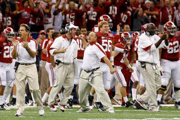 College Football: Alabama Exemplifies Need for Split of FBS Divisions