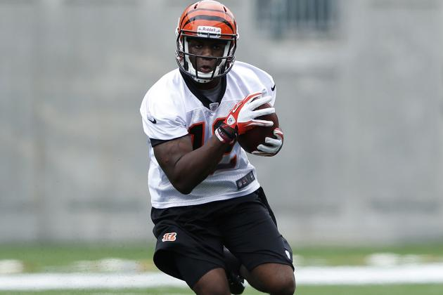 Debate: Who Should Be the Bengals' No. 2 WR?