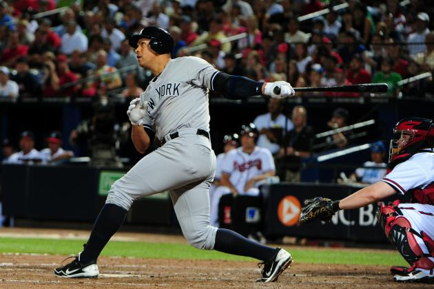 Alex Rodriguez's Grand Slam Was a Sad Event for Some Yankees Fans