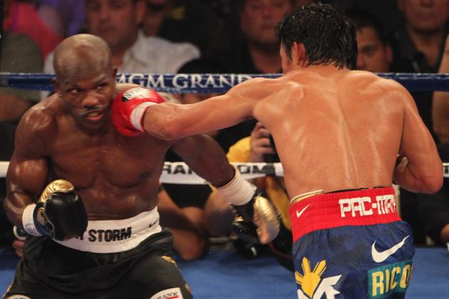 Manny Pacquiao: Reaction to Controversial Ruling a Testament to Star's Character