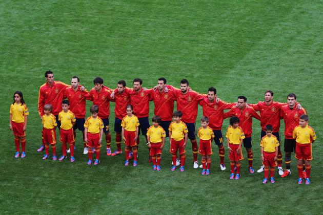 Euro 12: What Another Crown Would Mean for Spain's Legacy
