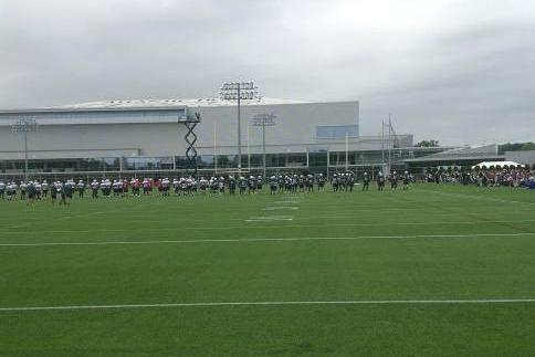 Observations from New York Jets' Second Minicamp Practice