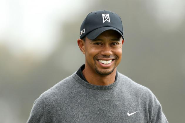 Tiger Woods: Superstar Pairing Won't Faze Tiger at US Open