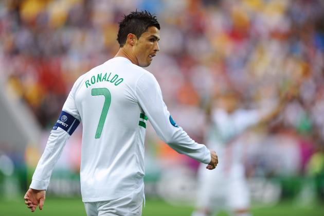 Euro 2012: Cristiano Ronaldo's Embarrassing Miss Overshadows Portugal's Epic Win
