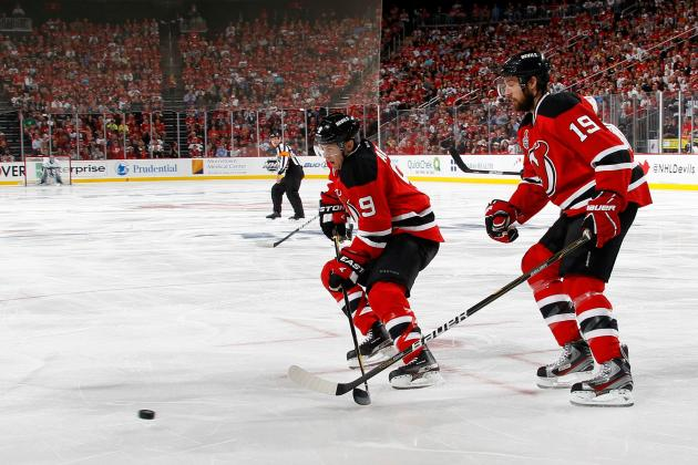 NHL: Predicting the New Jersey Devils' Offseason, Stage-by-Stage