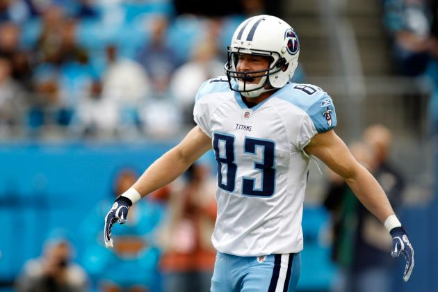 Tennessee Titans: Will Marc Mariani Make the 53-Man Roster?