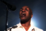 Mike Tyson Serenades LeBron James