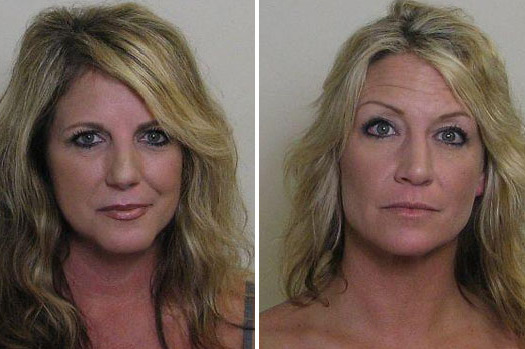 Blondes Showing off Boobs at Missouri Golf Course Gets Cops Fired Up