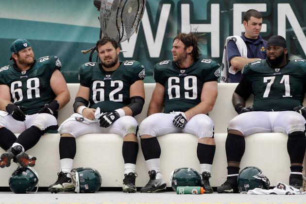 NFC East Offensive Line Power Rankings, Offseason Edition: Eagles Still on Top
