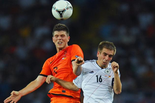 Netherlands vs. Germany: As It Happened