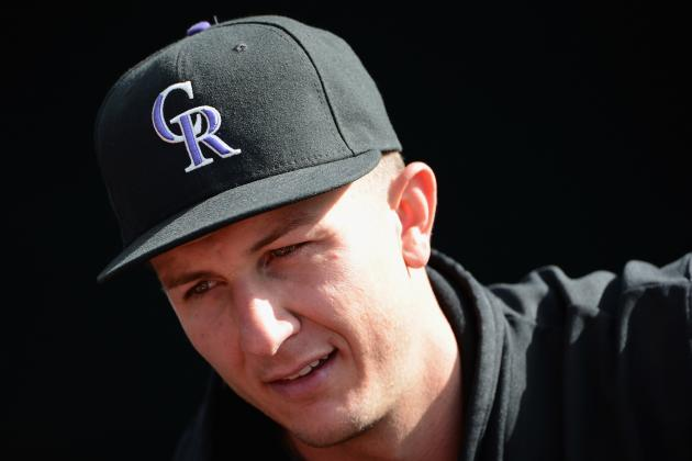 Report: Rockies' Troy Tulowitzki Re-Injures Leg in Rehab Game