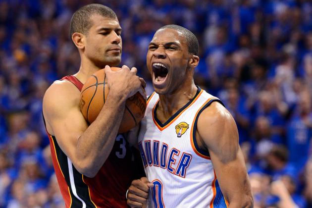 2012 NBA Finals: Rapid Reaction to Thunder's Game 1 Victory