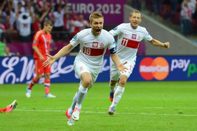 Euro 2012: Best Goal of the Tournament So Far