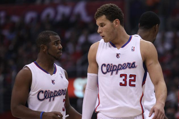 NBA Rumors: Blake Griffin's Deal Would Persuade Chris Paul to Stay with Clippers
