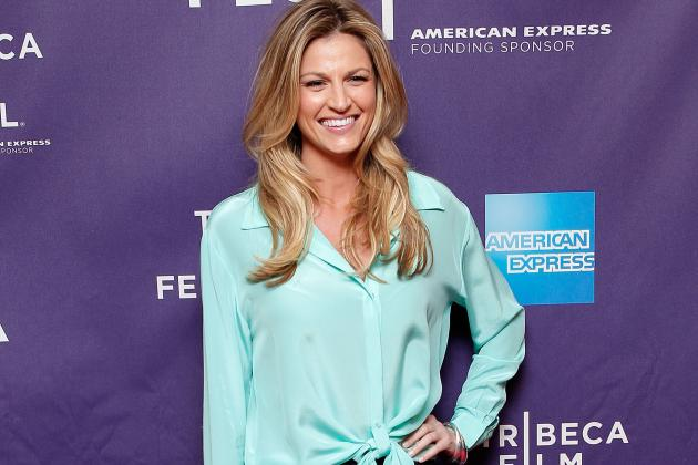 Erin Andrews Shows off Dance Moves with Vanilla Ice