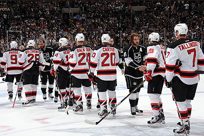 2012 Stanley Cup Playoffs: New Jersey Devils Run Finally Comes Undone