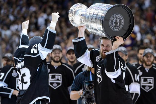 Stanley Cup Final 2012: This Unfamiliar Feeling
