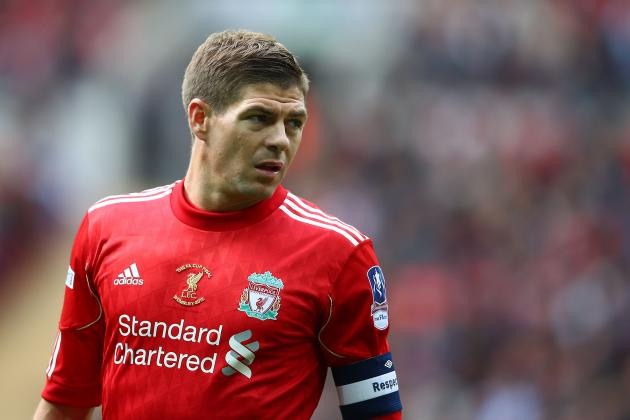 Why Steven Gerrard Is the Biggest Issue Brendan Rodgers Faces at Liverpool