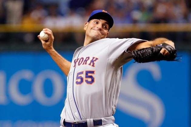 New York Mets: Will Chris Young's Return Improve the Team's Rotation Chemistry?