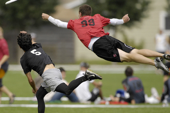 Ultimate Frisbee: Rise Up's New Videos Can Change Landscape of the Sport
