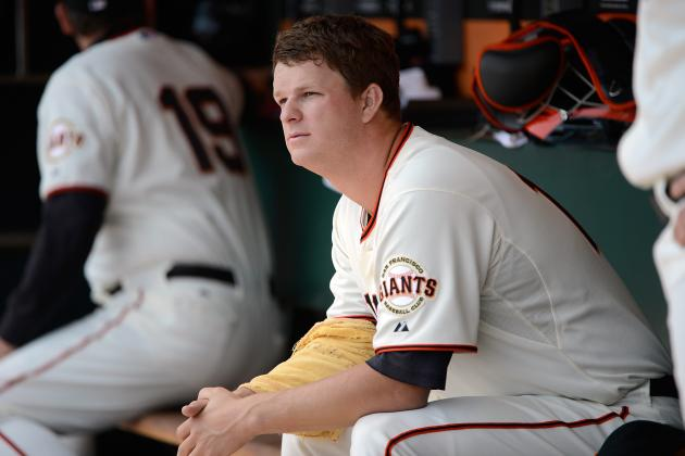 Matt Cain Beats 'the Freak' and 'the Panda' for the Face of the Giants Franchise
