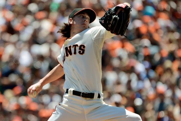 Are Tim Lincecum's Violent Mechanics Finally Catching Up with Him?