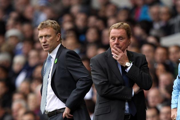 Harry Redknapp Set to Leave as Tottenham Plan Overhaul